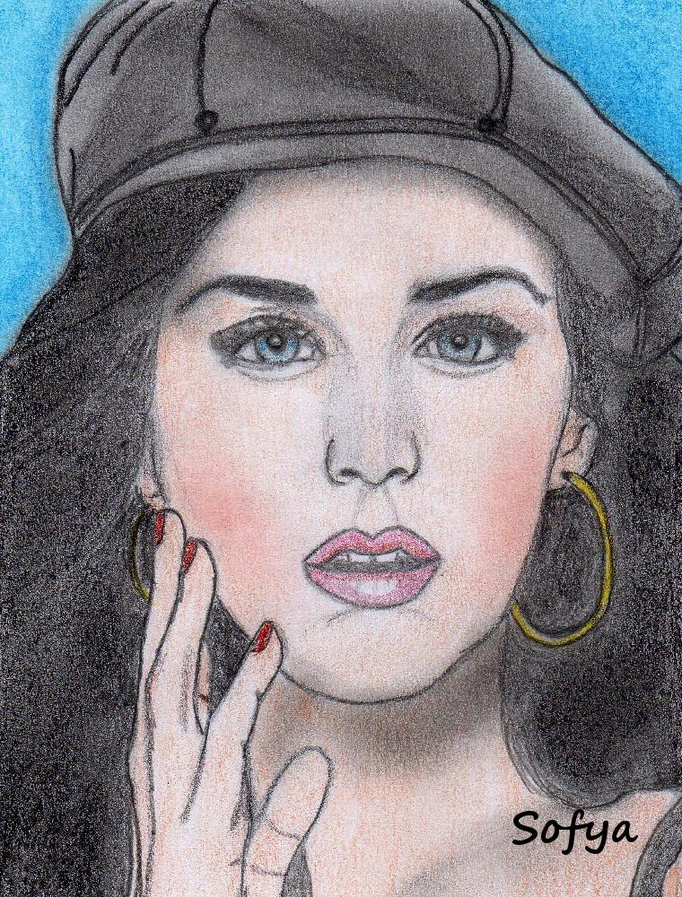 Katy Perry par Sofya